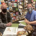 23 Bios page Signing Waterstones Enfield 2
